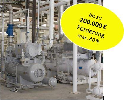 40% – Förderung von Pumpen, Motoren, Antrieben, Ventilatoren
